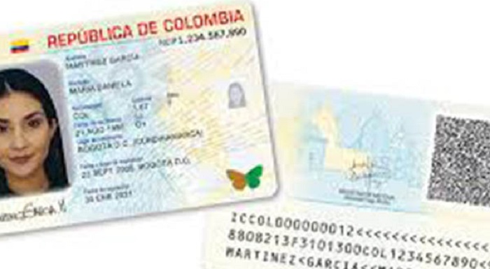 nueva cédula digital en Colombia