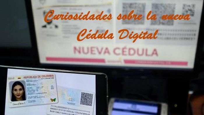 nueva Cédula Digital